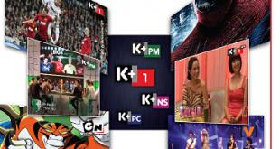 lịch phát sóng k+